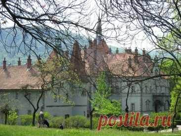 Рассказы от наших подписчиков. Замок графа Шенборна.