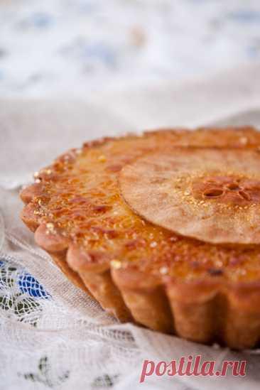 Ванильно-грушевые тарты брюле - My recipe book — LiveJournal