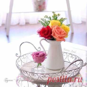 Доброе утро!.. Пусть исполняются ваши мечты и как можно скорее!..