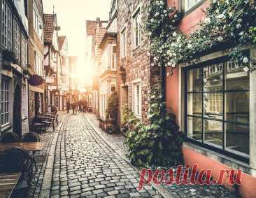 Улицы Амстердама не столь очаровательны, как все говорят