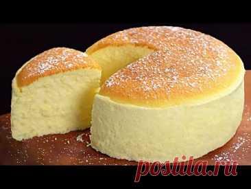 Это не торт, а настоящее пушистое облако. Готовьте и наслаждайтесь. Йогуртовый торт. # 140