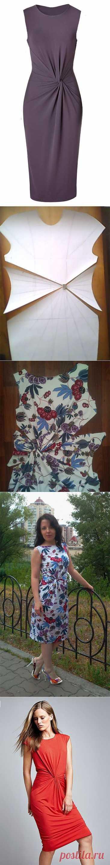 La repetición del vestido Michael Kors (Diy) \/ los patrones Simples \/