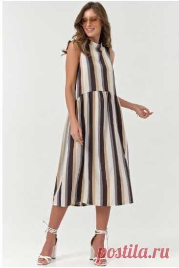 Какое оно, модное летнее платье из легкой ткани   Дом, работа, хобби   Яндекс Дзен