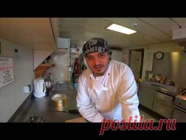 Как я готовлю скумбрию в духовке