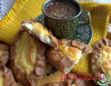 Ржаные калитки с картофелем – кулинарный рецепт