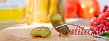 Огурцы консервированные - вкусный рецепт с пошаговым фото