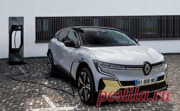Renault Megane E-Tech Electric 2022: интерьер, экстерьер, техническая часть