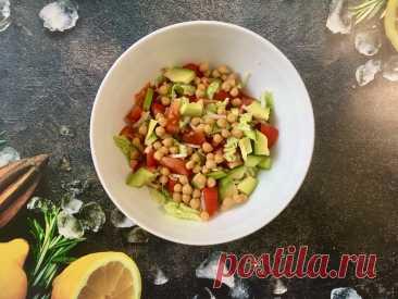 Новый лёгкий, освежающий салат. Без мяса. Такой сытный, что и обед не нужен | ХУДЕЕМ ВКУСНО! | Яндекс Дзен