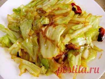 Новый рецепт приготовления капусты. Ни тушить, ни жарить не нужно. Еще проще | Будни обычной женщины | Яндекс Дзен