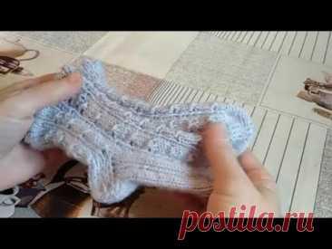 #МК #НОСКИ детские носочки