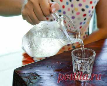 Как на самом деле узнать, что вы хотите пить? Признаки нехватки воды в организме