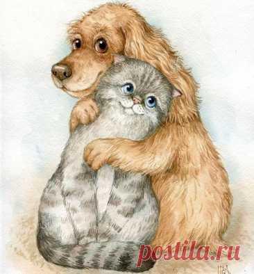 ༺🌸༻Всегда кажется, что нас любят за то, что мы так хороши. А не догадываемся, что любят нас оттого, что хороши те, кто нас любит. — Лев Николаевич Толстой