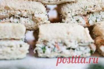 Бутерброды с пастой из креветок и соусом табаско, рецепт с фото | Вкусные кулинарные рецепты