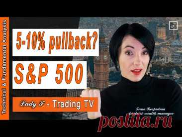 SP500 analysis and forecast | Pullback on its way?