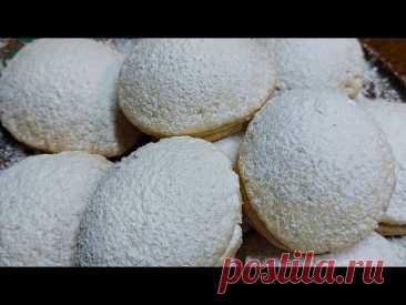Нежное песочное печенье с итальянским акцентом. Готовится быстро, съедается ещё быстрее