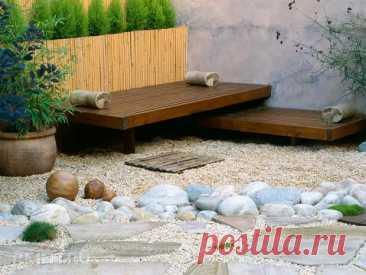 Плюсы и минусы использования мелкого гравия в ландшафтном дизайне - Квартира, дом, дача - медиаплатформа МирТесен