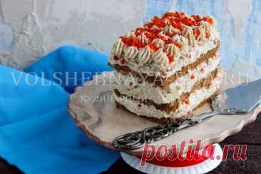 Форшмак из селедки в виде торта - рецепт для праздничного стола   Волшебная Eда.ру