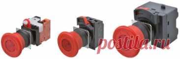 Выключатель аварийного останова A22E/A22NE-P/A22NE-PD купить в Минске, цены в интернет магазине Беларуси