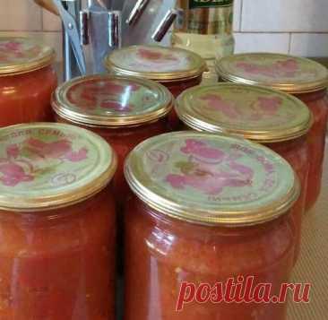 Два очень вкусных и простых рецепта: «Резаные помидоры с чесноком и петрушкой» и «Острая кабачковая икра». Обязательно сделайте | Провинциальные хроники | Яндекс Дзен