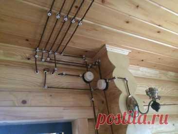 Кабель электропроводки: как и чем закрепить его на стене