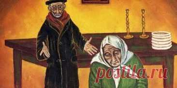 Еврейская притча для всех мам! В одной еврейской семье было много...