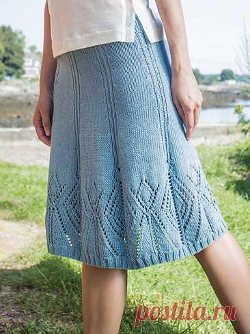 Вязание юбки Togo - Вяжи.ру