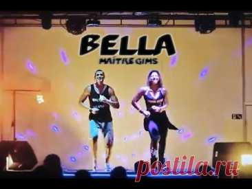Bella - Maítre Gims - Total Dance Experience - Karina Rocha & Rudison Sport