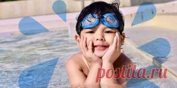 Водоворот, догонялки и русалки: 7 игр в бассейне Развлечения для маленьких пловцов