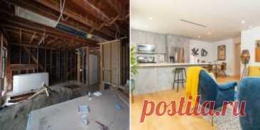 15 примеров преображения домов и участков - Лайфхакер