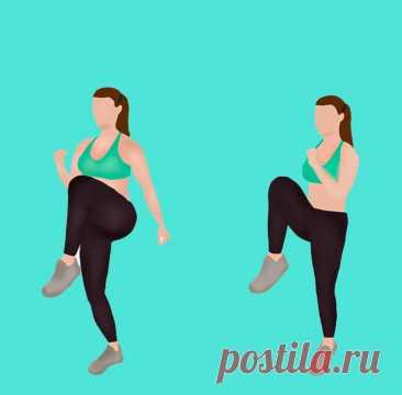 Упражнения доктора Попова для быстрого похудения