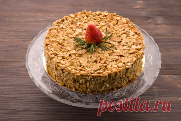 Забытый торт Мугань, он же Ширван, он же Козинаки, он же Партийный. | DiDinfo | Яндекс Дзен