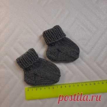 Вязаные шерстяные носочки спасают жизни малышам | Вязалушка | Яндекс Дзен