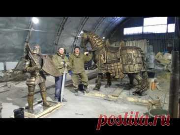 Декоративный камень изготовление  скульптур  из цемента ,скалы  водопады Мастерская Михалыч & Орел.