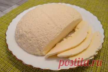 Домашний сыр – пошаговый рецепт с фотографиями