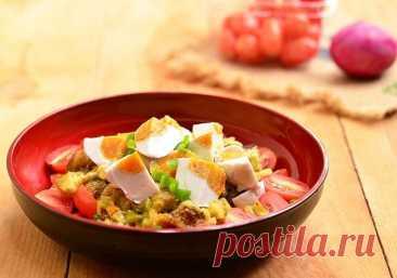 Теплый салат из баклажан с помидорами и яйцами рецепт с фото пошагово Теплый салат из баклажан с помидорами и яйцами - пошаговый кулинарный рецепт приготовления с фото, шаг за шагом.