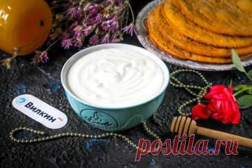 Сметанный крем для Медовика: самый вкусный рецепт с фото пошагово