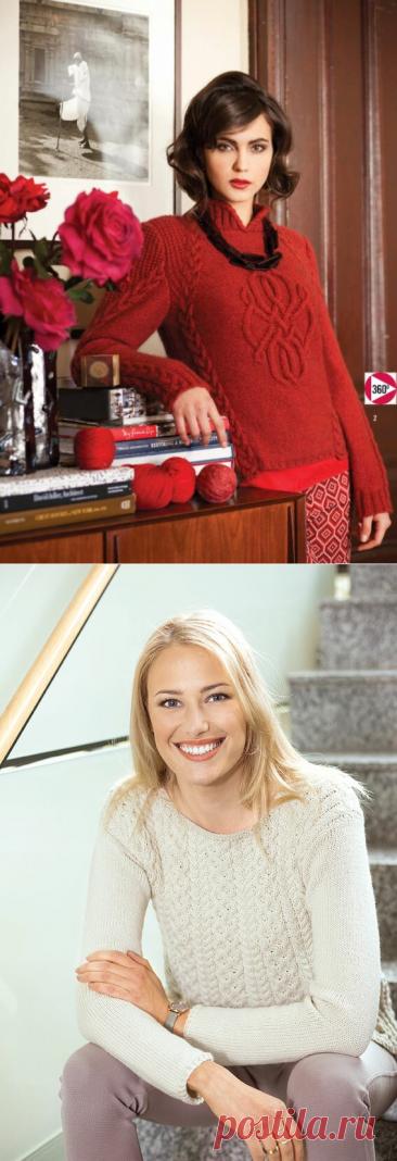 Цвета черный, белый, красный. Хороши каждый отдельно и великолепны в сочетаниях для вязаной одежды   Сундучок с подарками   Яндекс Дзен