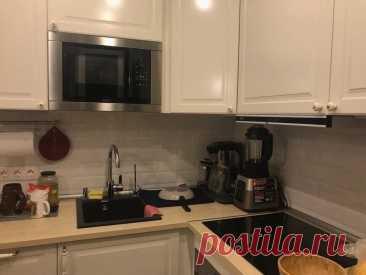 """Как сделать стильный ремонт на кухне в """"хрущевке"""" и при этом не обращаться к дизайнеру. Реальные фото ремонта."""