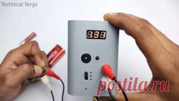 Мультиметр из ПВХ трубы своими руками Привет всем самоделкиным! Сегодня мы рассмотрим, как своими руками сделать, из почти подручных средств мультиметр, с режимами прозвонки и вольтметром. Для того чтобы изготовить данную самоделку нам понадобится:— Провода;— Суперклей;— Термоклей;— Труба ПВХ 50 мм;— 1 лист пластика;— Цифровой