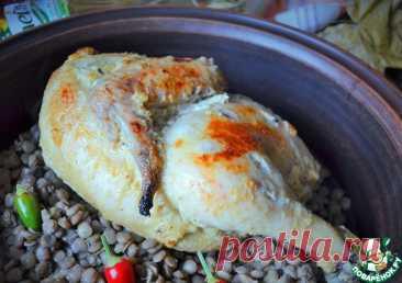 Курица по-ирански Кулинарный рецепт