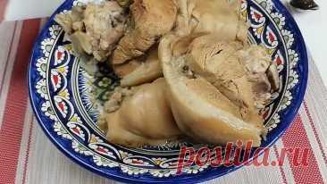 Беру Самое Дешевое Мясо и готовлю праздничное блюдо! Рецепт вместо колбасы!