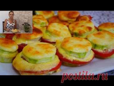 Овощные горячие бутерброды. ПРОЩЕ НЕ БЫВАЕТ!!!! - YouTube