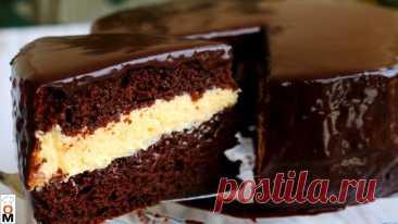 Торт «Эскимо» вы просто влюбитесь в эту вкусняшку | Ольга Матвей | Готовить Просто | Яндекс Дзен