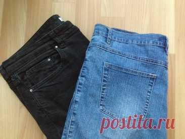 Сшила три нужных комплекта из старых джинсов. | Рекомендательная система Пульс Mail.ru
