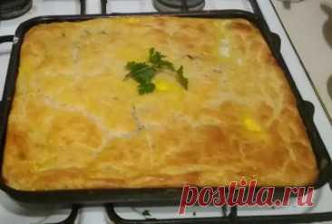 (3) Пирог «Гость на пороге» - Ваши любимые рецепты - медиаплатформа МирТесен