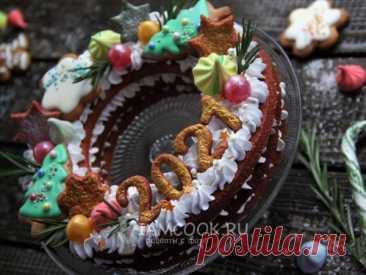 Песочные торты — подборка рецептов с фото и видео