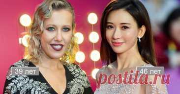 Минус десятка: 5 примеров омолаживающего азиатского макияжа Вы не поверите, сколько им лет!