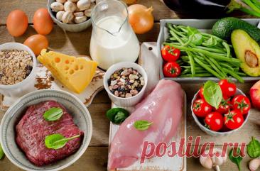 Полезные сочетания продуктов / Будьте здоровы