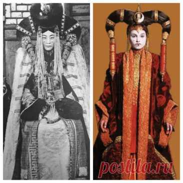 Последний прямой потомок Чингисхана. Трагическая судьба королевы Монголии Гэнэнпил