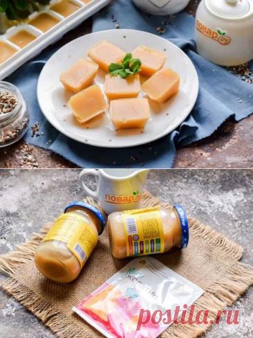 Мармелад из детского пюре | Вкусные кулинарные рецепты